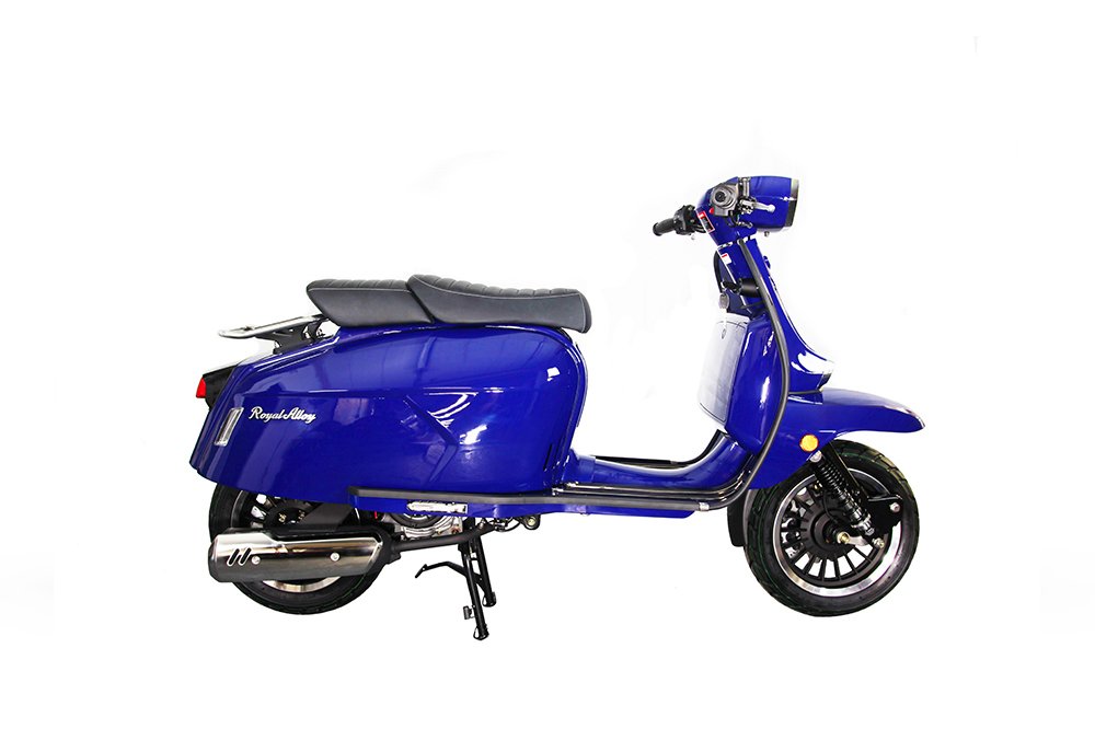 Royal Alloy GP125 Blue