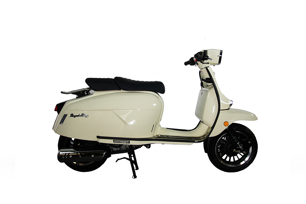 Royal Alloy GP125 Ivory