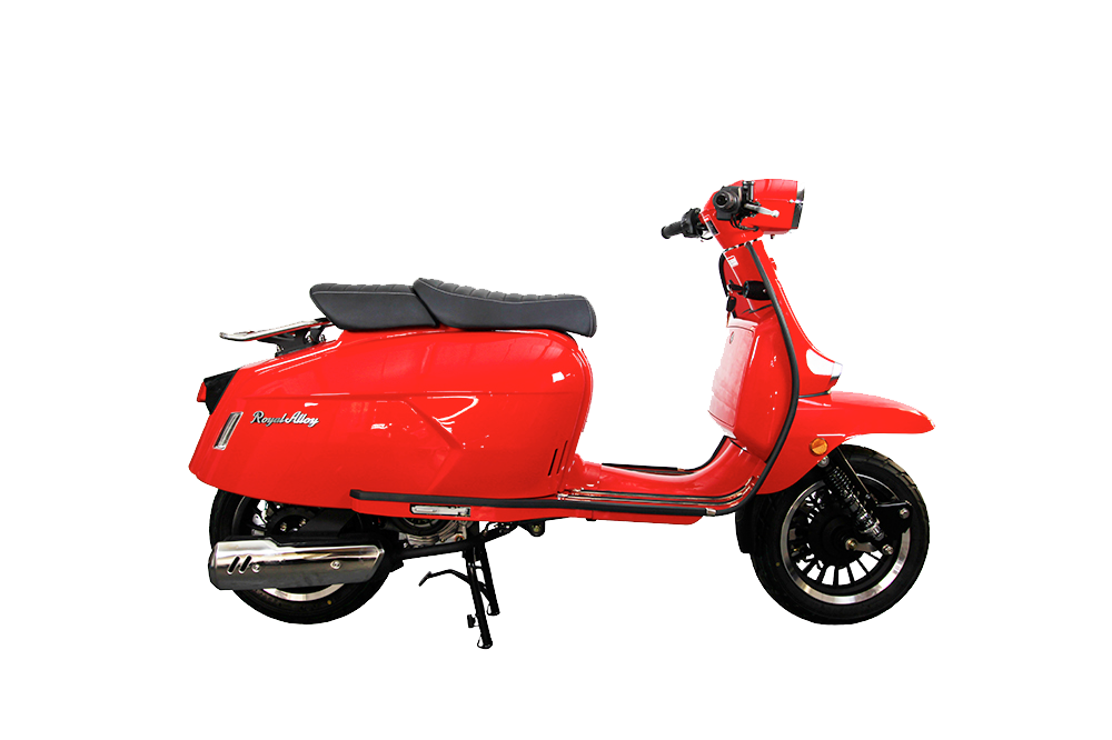 Royal Alloy GP125 Red