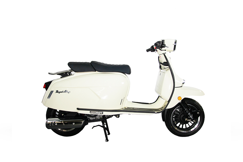 Royal Alloy GP125 White